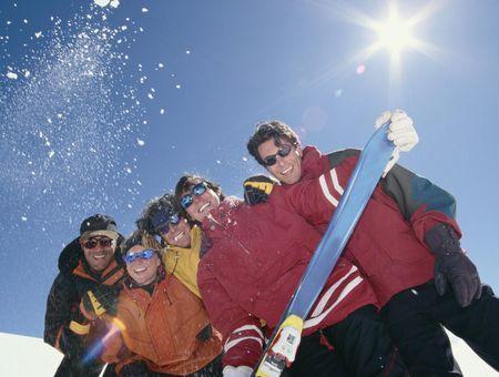 Ski : soyez prudent !