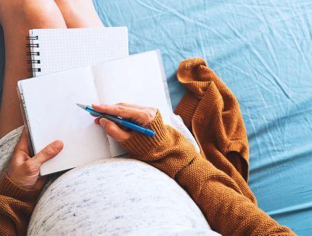 Grossesse : 15 bonnes résolutions à prendre
