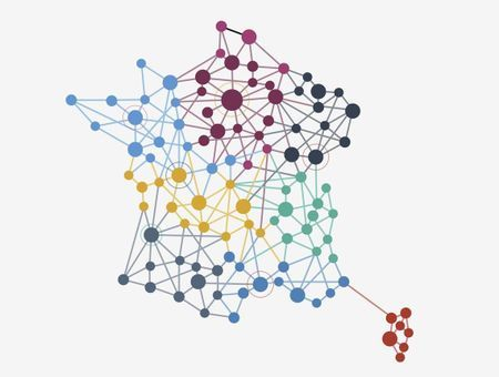 Les centres de PMA en France : Nord-ouest