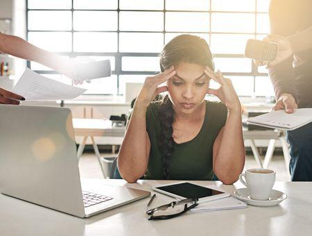 L'homéopathie face au stress et à la déprime