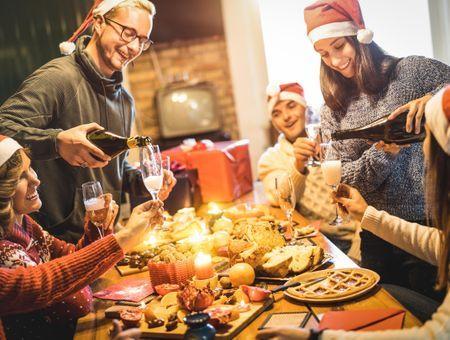 Les calories des fêtes