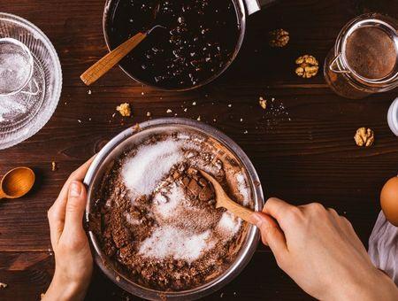 10 recettes de gâteaux sans farine