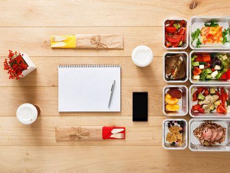 Menus adaptés pour prendre du poids