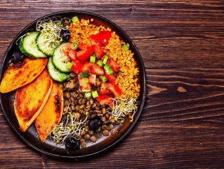 Adopter un régime végétarien sans carences