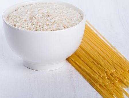 Comment changer des pâtes et du riz ?