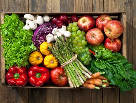 Les aliments contre les infections