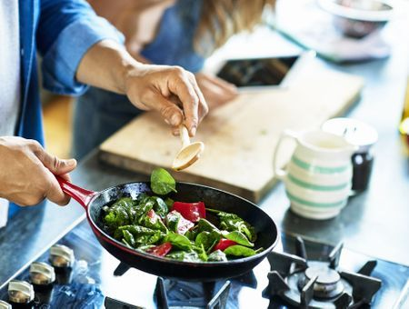 """""""L'alimentation permet de lutter contre le stress et la fatigue"""""""