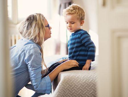 Reconnaître les signes d'une mère toxique