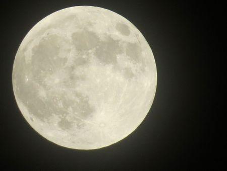 C'est la faute à la pleine lune !