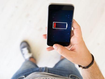 La panne de batterie, une phobie pour un tiers des français