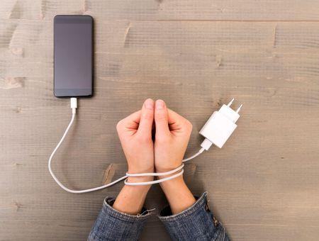Une dépendance excessive à votre smartphone pourrait nuire à votre santé