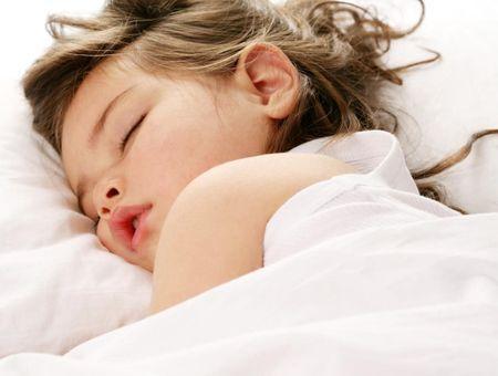 Insomnie de l'enfant