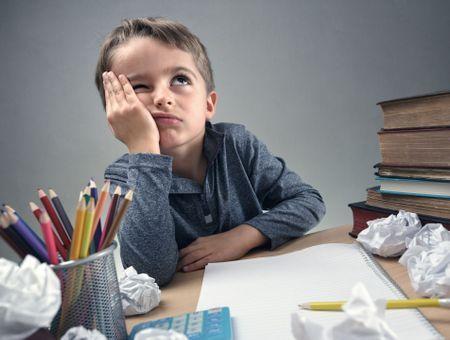 Le stress de l'enfant
