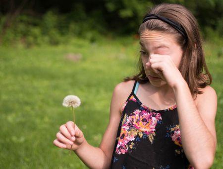 Reconnaître et soigner la conjonctivite allergique