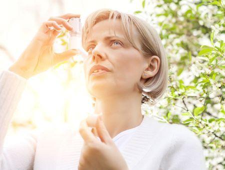 Asthme et rhinite allergique : différences, points communs, traitements