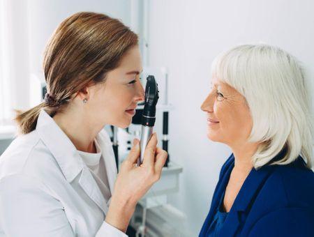 Diagnostic et dépistage de la DMLA