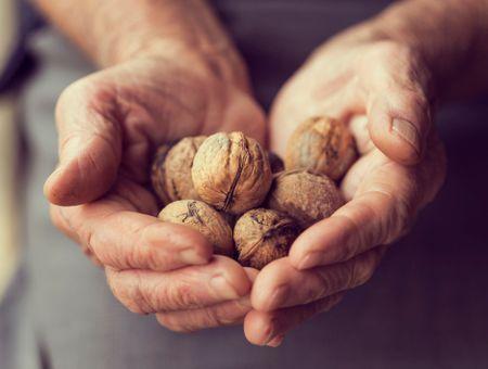Cancer du côlon : un meilleur pronostic grâce à une bonne hygiène de vie… et des noix