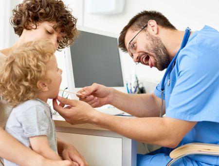 La gingivostomatite herpétique
