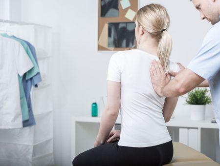 La kinésithérapie contre le mal de dos