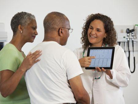 Diagnostic des maladies cardiovasculaires