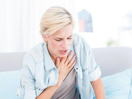 Oedème pulmonaire