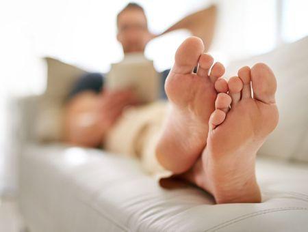 La mycose du pied ou pied d'athlète : causes, symptômes, traitements