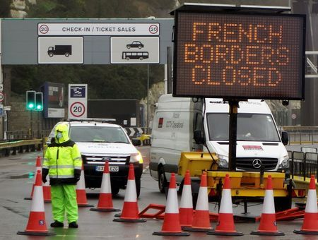 Covid-19 : Bruxelles recommande la reprise du trafic avec le Royaume-Uni