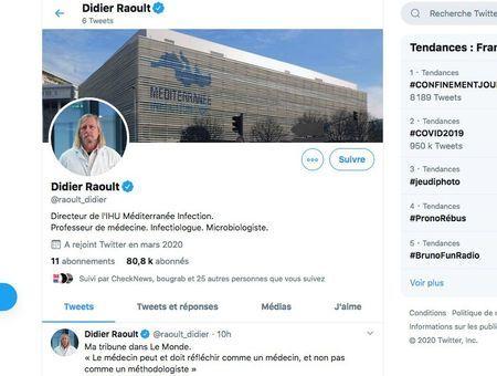 Covid-19 : Twitter en lutte contre la désinformation
