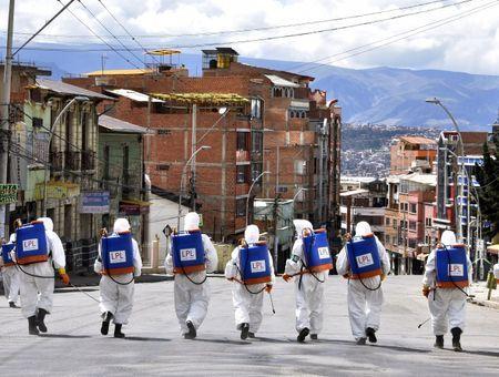La désinfection des rues inutile et nocive pour l'environnement