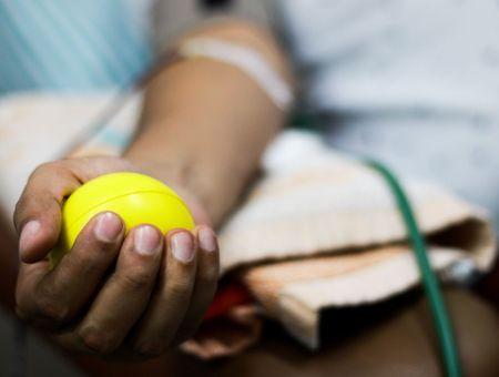 Don du sang : les réserves en dessous du seuil d'alerte
