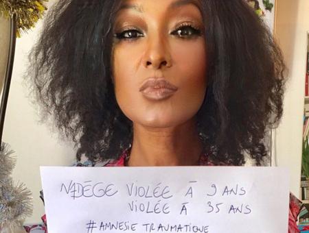 Amnésie traumatique : le témoignage de Nadège Beausson-Diagne qui réclame la levée de prescription pour les victimes de viol