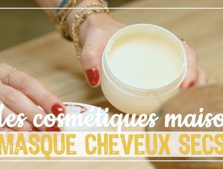DIY – Baume capillaire avant shampoing