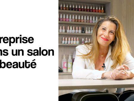 Le déconfinement vu par la fondatrice d'un salon de beauté