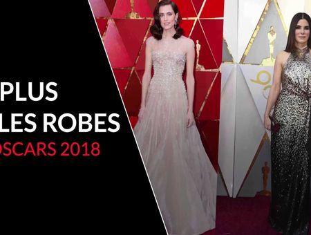 Les plus belles robes des Oscars 2018