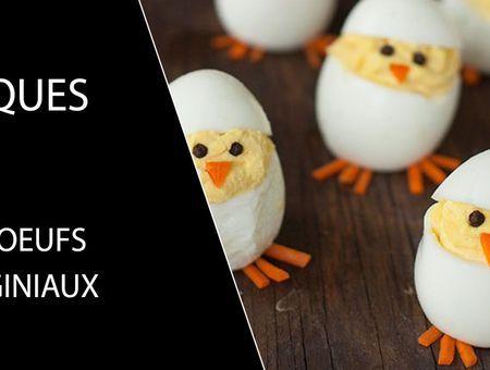 Pâques : les oeufs les plus originaux