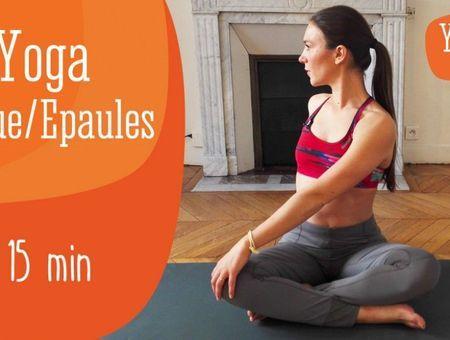 Yoga pour la nuque et les épaules