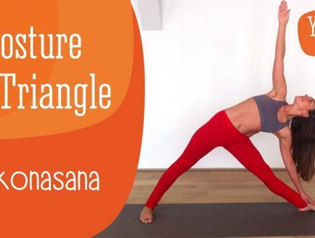 Posture du Triangle