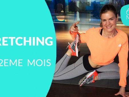 Perte de poids – Stretching 2ème mois