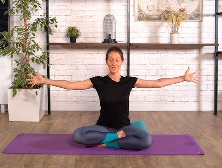 Yoga prénatal : soulager ses lombaires