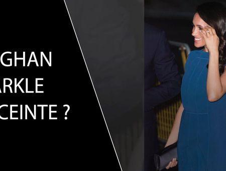 Meghan Markle : enceinte ?