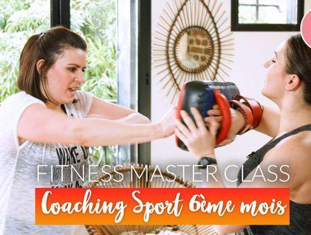Circuit cardio pour perdre du poids - Coaching sport à J+ 6 mois