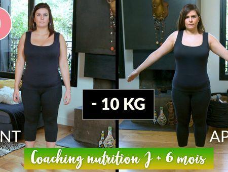 Stabiliser son poids - Coaching nutrition à J+ 6 mois