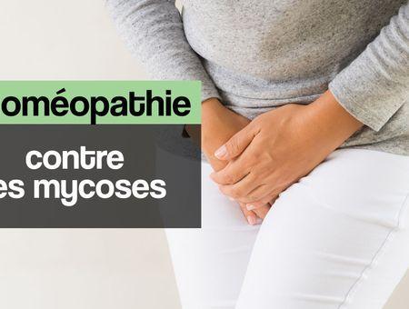 L'homéopathie contre les mycoses ?