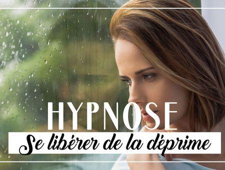 Lutter contre la déprime grâce à l'hypnose