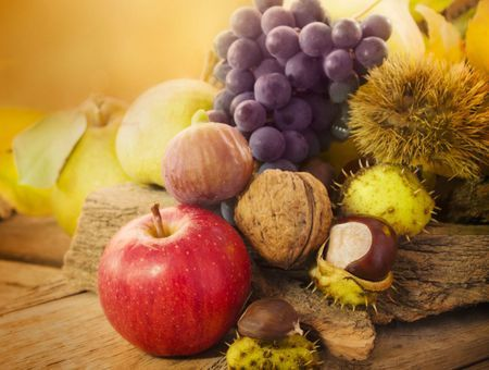 Le top des fruits de l'automne