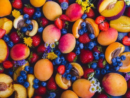 Le top des fruits d'été