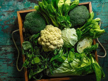 Le top des légumes d'automne
