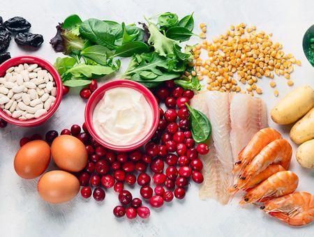 Les aliments bons pour la thyroïde