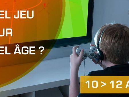 Quels jeux proposer aux enfants après 12 ans ?