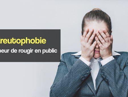 L'éreutophobie ou la peur de rougir en public